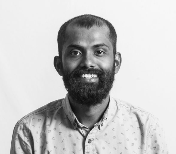 Vipin - UI & UX developer at Byond Travel