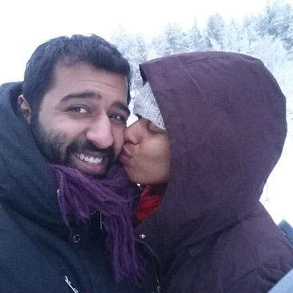 Aashish Maini & Shanti Sivaram